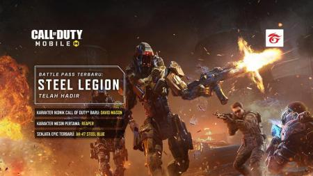 Call of Duty: Mobile menghadirkan pertarungan human vs machine. - INDOSPORT
