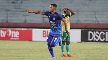 Nama Husnuzhon menjadi salah satu pemain andalan bagi Persiraja Banda Aceh saat berjuang mengantarkan tim berjuluk Laskar Rencong itu promosi ke Liga 1 2020. - INDOSPORT
