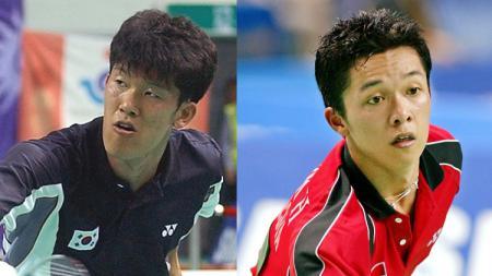 Berikut ini ada sebuah momen ketika legenda tunggal putra Indonesia Taufik Hidayat yang marah dan sempat ogah teruskan laga melawan Korea Selatan di Asian Games 2002. - INDOSPORT