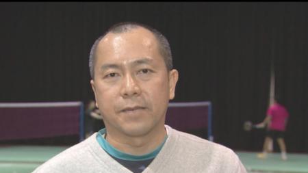 Pelatih tim bulutangkis Jepang, Tan Kim Her. - INDOSPORT