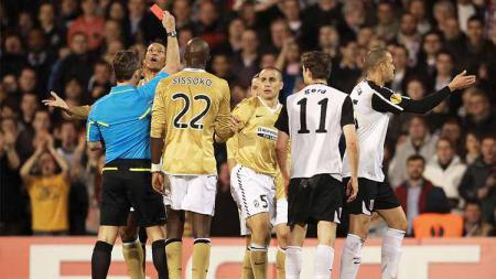Ketika Juventus dibantai tim Semenjana liga Inggris di liga Europa, (18/03/2010). - INDOSPORT