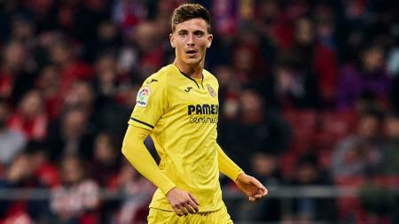 Jadi incaran Arsenal di bursa transfer ini, Pau Torres mendapat rekomendasi bagus dari Unai Emery, eks manajer Arsenal yang kini melatihnya di Villarreal. - INDOSPORT