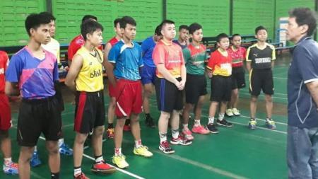 PB Suryanaga, klub bulutangkis legendaris asal Surabaya yang lahirkan banyak atlet nasional. - INDOSPORT