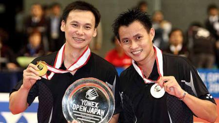 Tony Gunawan bongkar kekurangan bulutangkis Indonesia setelah memutuskan untuk pindah kewarganegaraan. - INDOSPORT