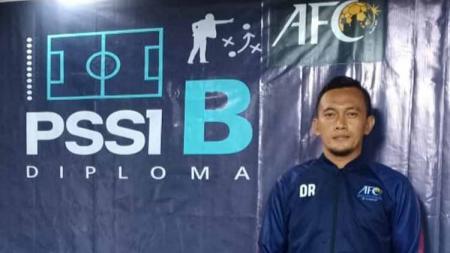 Nama Denny Rumba pernah menjadi salah satu wonderkid di PSIS Semarang selepas tahun 2005 silam. - INDOSPORT