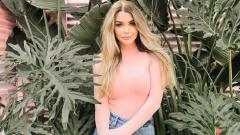 Indosport - Model seksi asal Australia, Emily Sears.