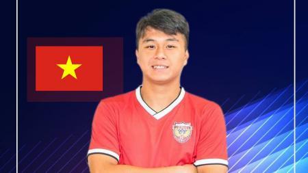Seorang penyerang asal Vietnam, Van Nam Le pernah mempermalukan pemain Timnas Indonesia, Egy Maulana Vikri, di ajang Piala AFF U-18 2017. - INDOSPORT