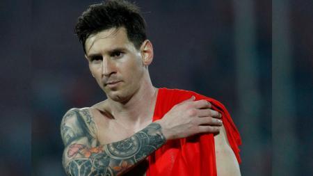 Hanya gara-gara berkomentar ini, Lionel Messi bisa tinggalkan raksasa LaLiga Spanyol, Barcelona dan gabung klub kasta dua Liga Inggris, Leeds United. - INDOSPORT