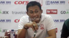 Indosport - Pelatih kepala Persijap Jepara Widyantoro menyambut baik rencana timnya yang mengajukan diri menjadi salah satu tuan rumah lanjutan kompetisi Liga 2 2020.