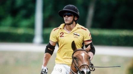 Diketahui kalau 3 keturunan Sultan Hassanal Bolkiah Brunei Darussalam juga menjadi seorang atlet, termasuk ada pengeran Abdul Mateen Bolkiah. - INDOSPORT