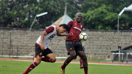 Keputusan manajemen klub Liga 2, Persis Solo, yang mendepak Bruno Casimir berimbas pada komposisi tim. - INDOSPORT