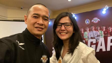 Kurniawan Dwi Yulianto dan Ratu Tisha - INDOSPORT