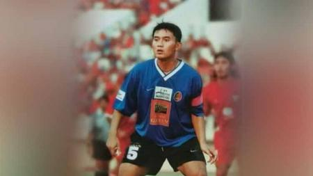 Haryanto Prasetyo, legenda Timnas Indonesia. - INDOSPORT