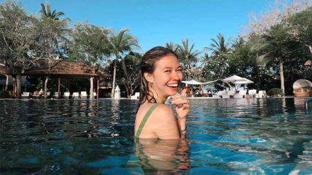 Aktris Indonesia, Yuki Kato. - INDOSPORT