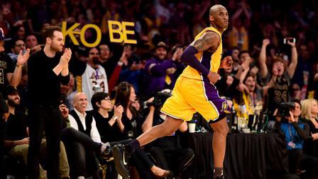 Usai pertandingan LA Lakers vs Utah Jazz, Kobe Bryant menyampaikan sebuah pidato yang disebut 'Mamba Out'