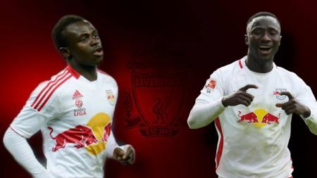 Dinasti Pemain Jebolan Red Bull Salzburg yang Bersinar Bersama Liverpool. - INDOSPORT