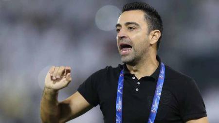 Legenda Timnas Spanyol, Xavi Hernandez, tidak ingin terburu-buru merapat ke Barcelona menjadi pelatih. - INDOSPORT