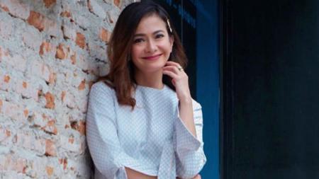 Ersa Mayori, presenter dan artis Indonesia yang gemar berolahraga - INDOSPORT