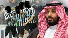 Indosport - Newcastle United buka suara usai Pangeran Mohammad Bin Salman gagal mengakuisisi karena ditolak oleh Liga Inggris.
