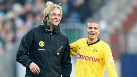 Mohamed Zidan merupakan salah satu anak kesayangan pelatih Jurgen Klopp dari Mesir sebelum hadirnya Mohamed Salah. - INDOSPORT