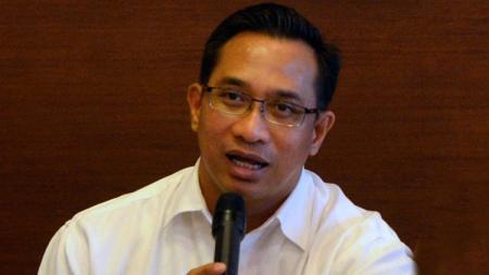 Mantan perenang Indonesia, Lukman Niode, meninggal dunia. - INDOSPORT