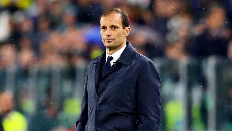 Pelatih asal Italia Massimiliano Allegri. Copyright: Chris Brunskill/Fantasista/Getty Images