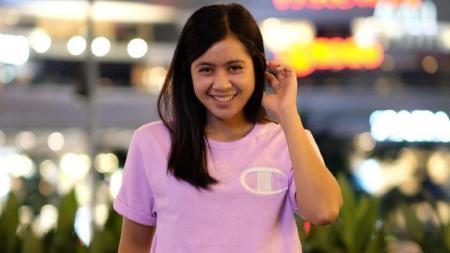 Nabila Ghassani, mantan pemain Persebaya Putri. - INDOSPORT