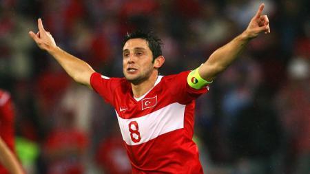 Berikut kabar terkini legenda tim nasional (Timnas) Turki Nihat Kahveci yang jadi jimat Real Sociedad di LaLiga Spanyol. - INDOSPORT