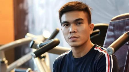 Klub Liga 2 2020, PSMS Medan, diisukan bakal membajak pemain dari tim promosi Liga 1 2020 Persik Kediri, Paulo Sitanggang. - INDOSPORT