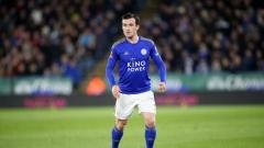Indosport - Bek kiri klub Liga Inggris, Leicester City, Ben Chilwell, besar kemungkinan didatangkan Chelsea pada musim panas nanti.