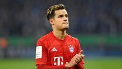 Indosport - Setelah sukses mendapatkan Willian dari Chelsea, Arsenal kemungkinan akan buang muka dari striker pinjaman Bayern Munchen, Philippe Coutinho.