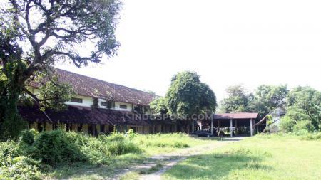 Bangunan bekas mes klub Arseto Solo. - INDOSPORT