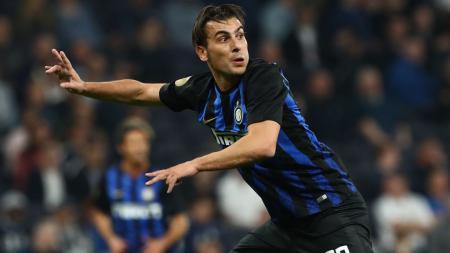 Nicola Ventola, eks striker Inter Milan yang diidolakan Erick Thohir - INDOSPORT