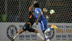 Indosport - Striker Inter Milan Romelu Lukaku, yang berpeluang ke Tanah Air, ternyata pernah bobol gawang eks kiper Timnas Indonesia Kurnia Meiga Hermansyah.