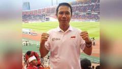 Indosport - Ketua Umum PSSI, Mochamad Iriawan secara resmi mengumumkan, Yunus Nusi sebagai pelaksana tugas (Plt) Sekjen PSSI.