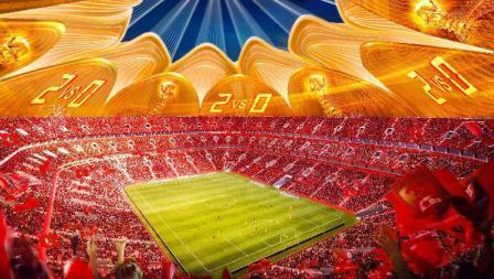 Akan jadi salah satu stadion terbesar di dunia, Stadion Guangzhou Evergrande berkapasitas 100 ribu penonton.