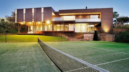 Apartemen Roger Federer di Dubai. - INDOSPORT