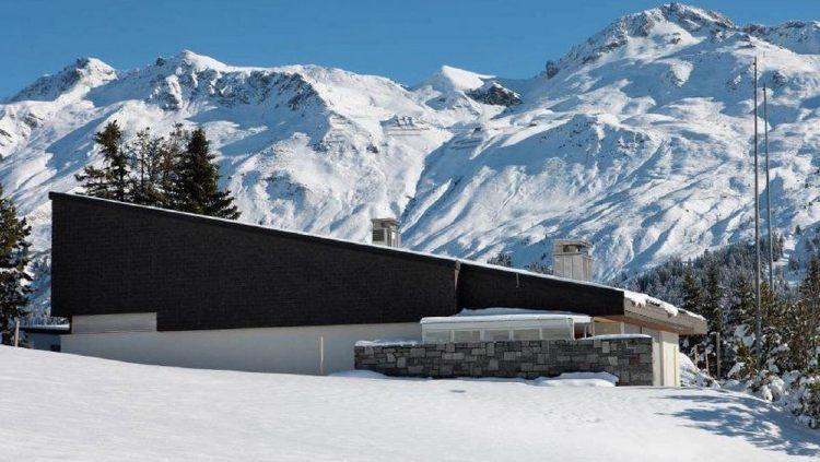 Villa Roger Federer di Swiss. Copyright: www.themostexpensivehomes.com