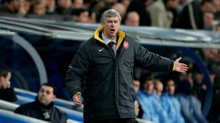 Pelatih legendaris Arsenal, Arsene Wenger yakin bahwa The Gunners bisa memenangkan Liga Inggris di bawah asuhan Mikel Arteta. - INDOSPORT