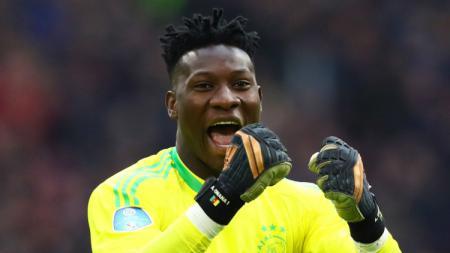 Eks Persikad asal Kamerun Nnana Onana bongkar sang adik Andre Onana tengah didekati 2 klub jawara Liga Champions dan diyakini bakal hengkang dari Ajax Amsterdam. - INDOSPORT
