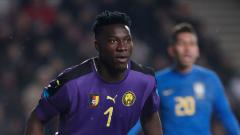 Indosport - Andre Onana yang juga sekaligus adik dari Nnana Onana selaku eks Persikad Depok dilaporkan lebih memilih Inter Milan meski juga telah didekati Lyon.