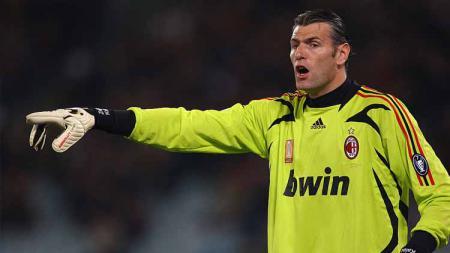 Cerita Kiper AC Milan Jadi Saksi Insiden Kartu Kuning Aneh Piala Dunia. - INDOSPORT