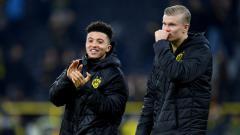 Indosport - Jika Jadon Sancho sukses dibeli Manchester United dari Borussia Dortmund, rival Liga Inggris, Manchester City malah ketiban untung besar.