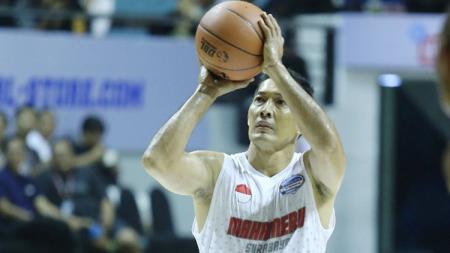I Made Sudiadnyana (Lolik) merupakan salah satu ikon basket Indonesia. - INDOSPORT