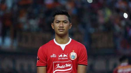 Persija Jakarta kembali melepas satu pemainnya ke Dewa United. Kali ini giliran Resky Fandy. - INDOSPORT