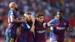 Indosport - Barcelona ajukan dua syarat menggiurkan kala buang Philippe Coutinho ke Tottenham Hotspur.