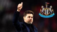 Indosport - Newcastle United dikabarkan semakin dekat untuk mendapatkan tanda tangan Mauricio Pochettino.