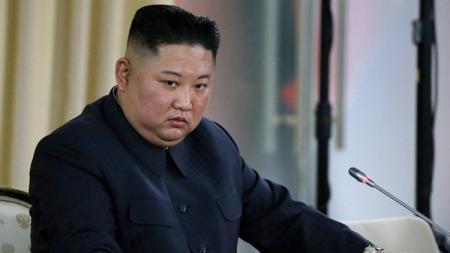 Kim Jong-un, Presiden Korea Utara yang dikabarkan telah meninggal dunia. - INDOSPORT