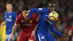 Indosport - Rekap Rumor Bursa Transfer: Inter Milan Gaet Kante, Liverpool Lepas Bek Terbaiknya