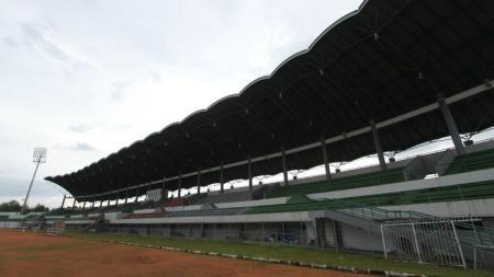 Potret Stadion Demang Lehman, Martapura. - INDOSPORT